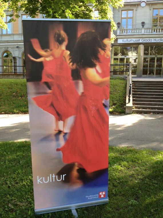 Kultur i Hudiksvall
